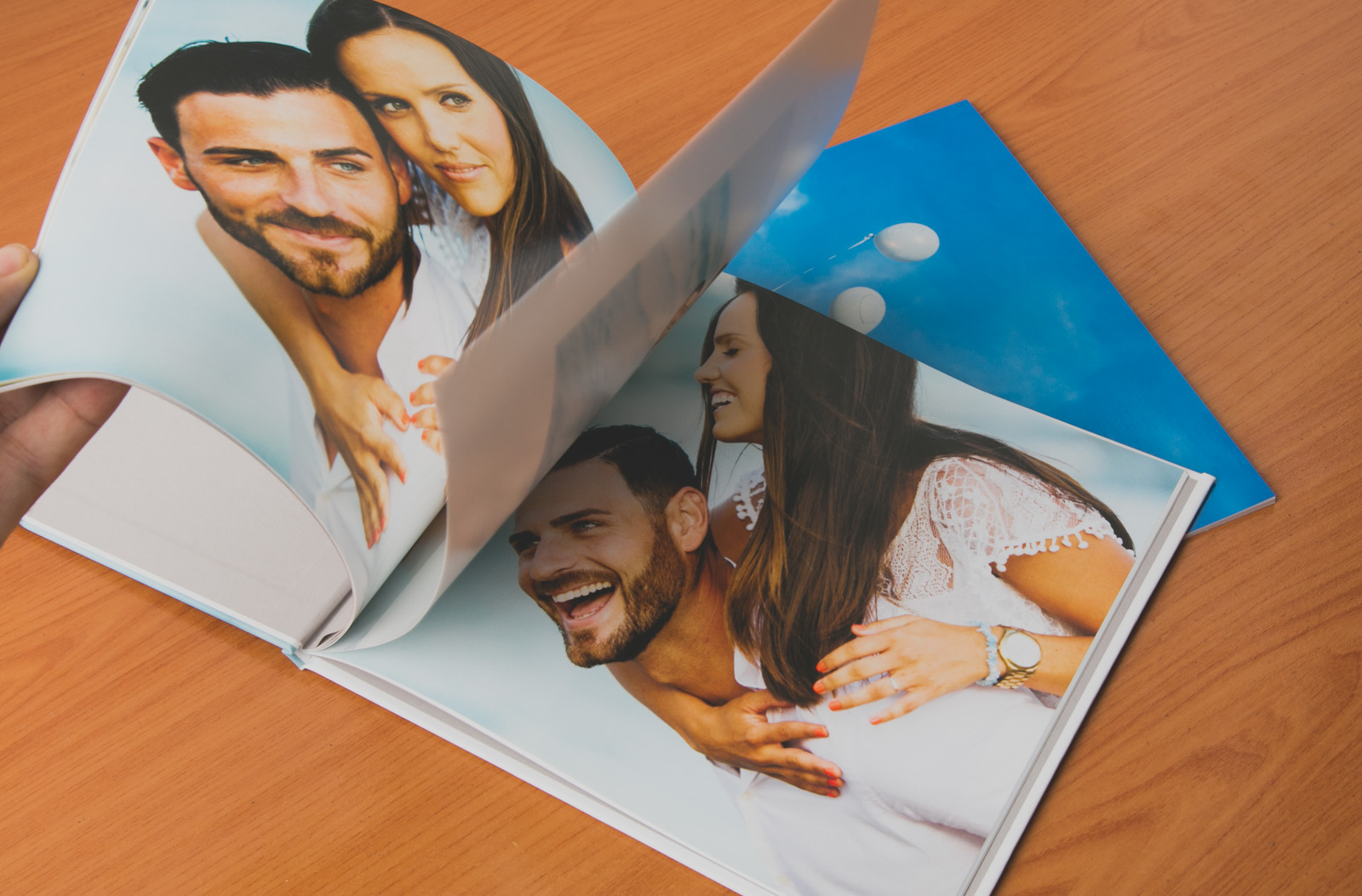 Album de firmas fotos boda