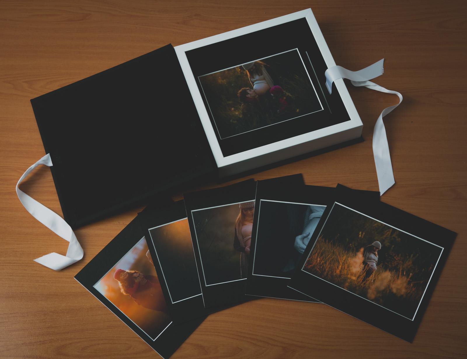 Caja Negra para sesiones de fotos familiares
